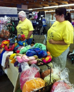 Sassy Bee fibers will be returning again this year!