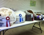 Alpaca fleece competition 2014